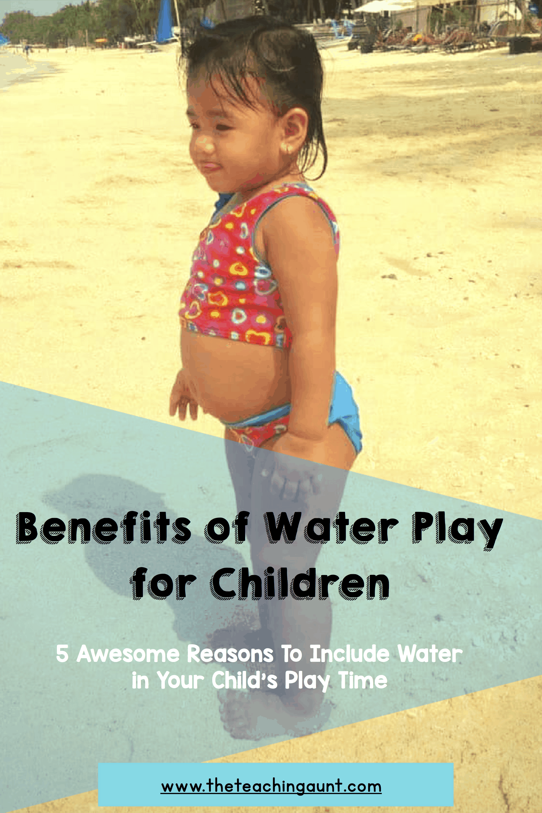 Benefits of Water Play for Children