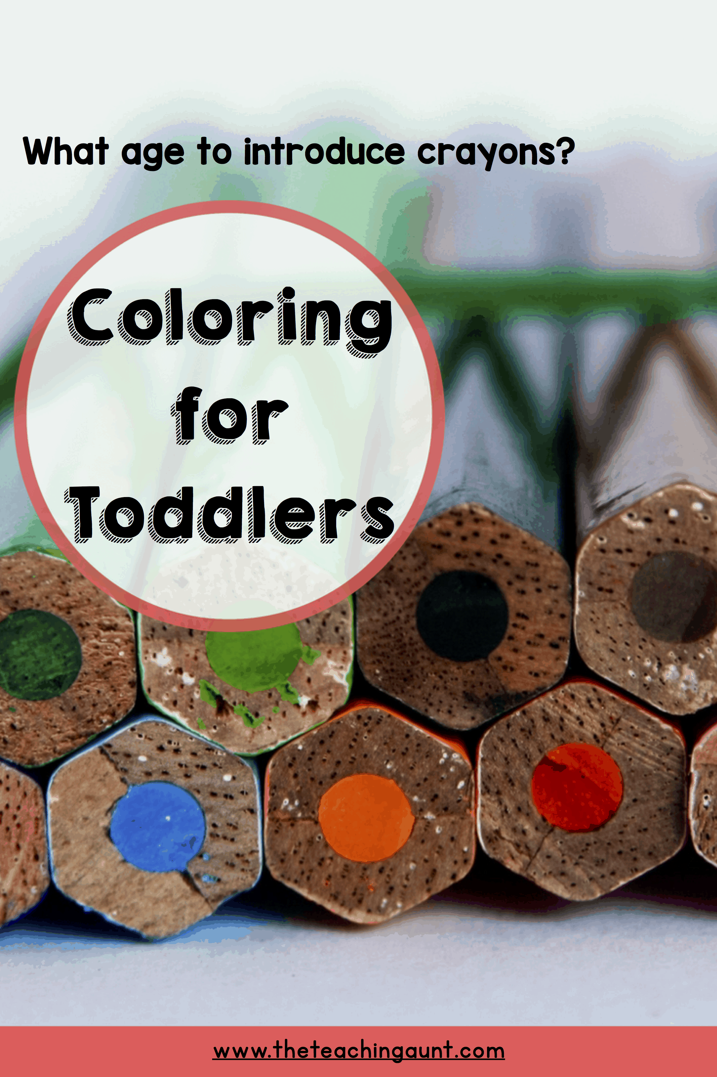 Coloring for Toddlers: What Age To Introduce Crayons?