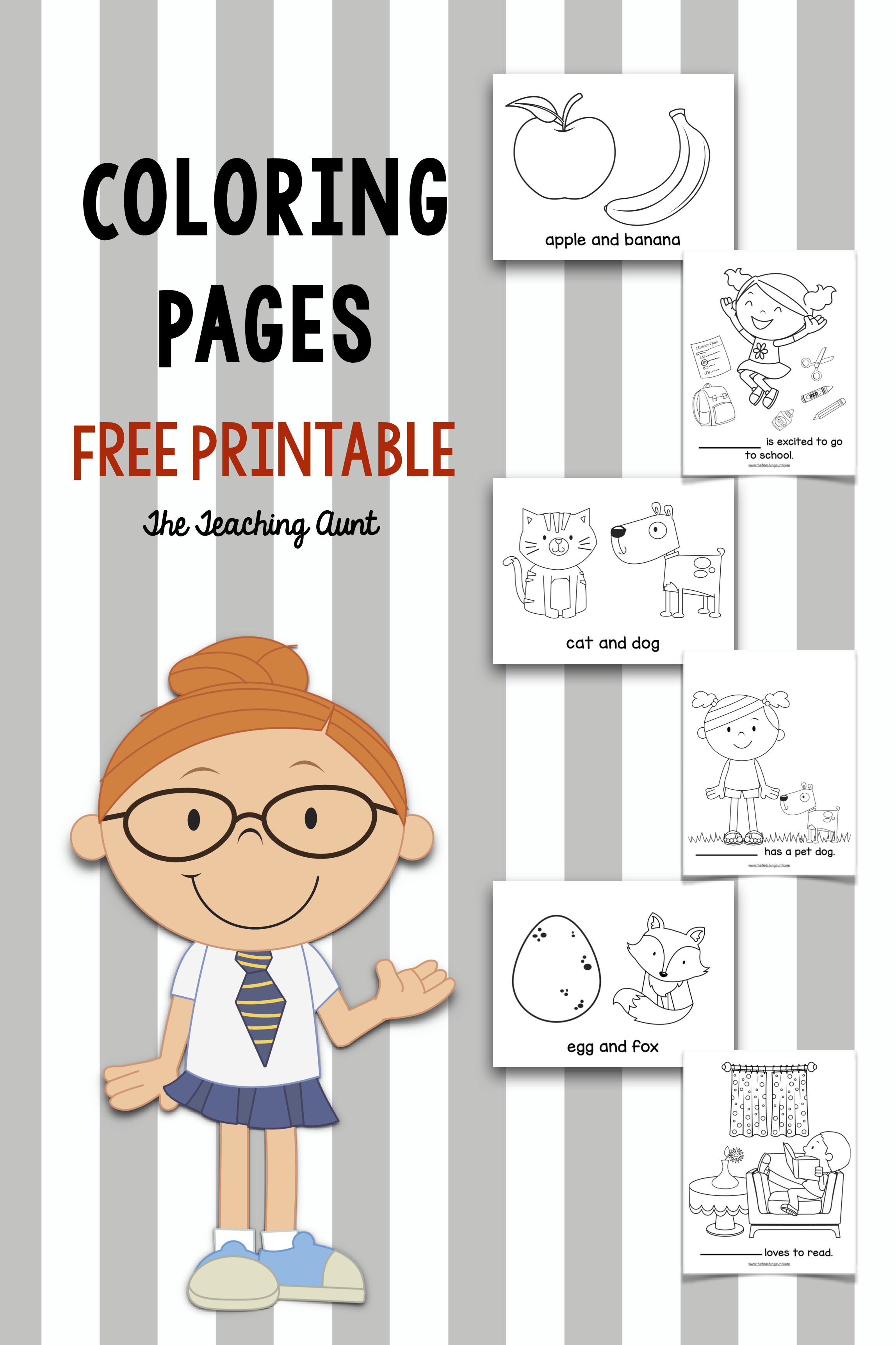 Coloring Pages Free Printable