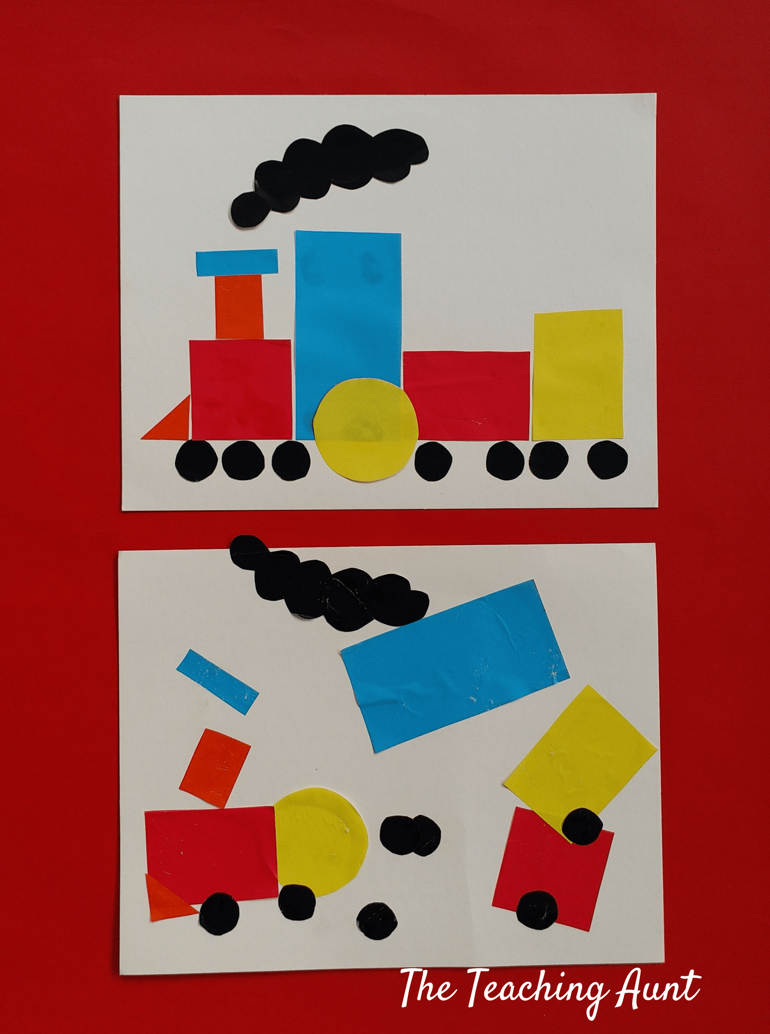 Activities Based on Freight Train by Donald Crews