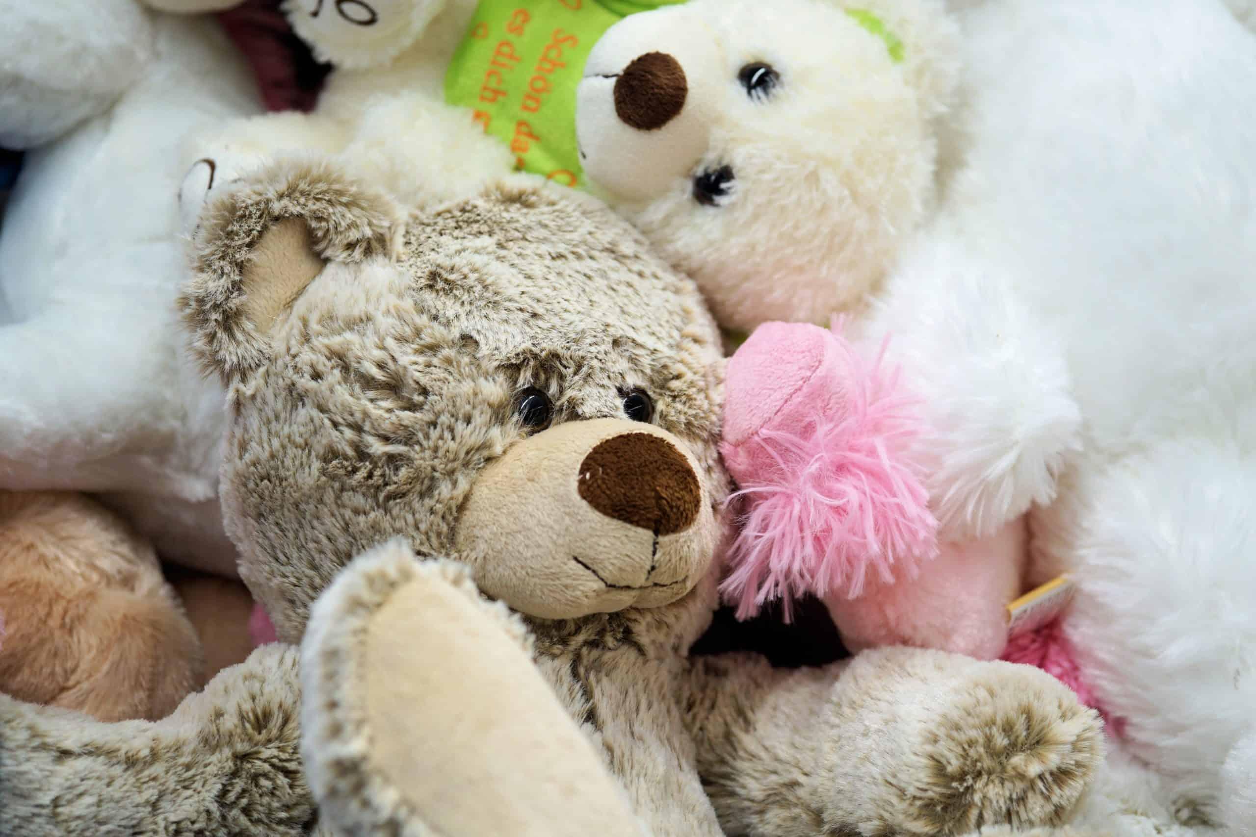 Organizing Toddler Toys: Stuffed Toys