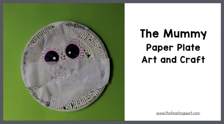 Mummy Art and Craft